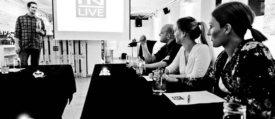 Gourmet-Tasting und Spirituosenverkostung der IN-LIVE Cocktailschule Frankfurt